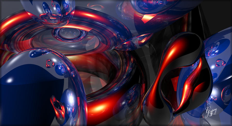 Bryce Craziness by GypsyH