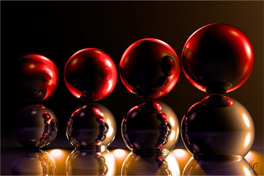 Caramel and Cherry by GypsyH