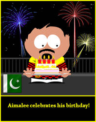 Aimalee Celebrates Birthday