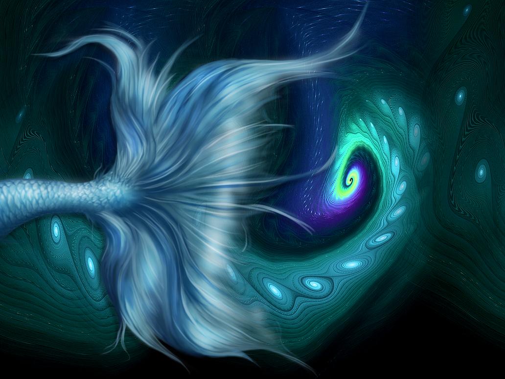 The Mermaid - by GypsyH