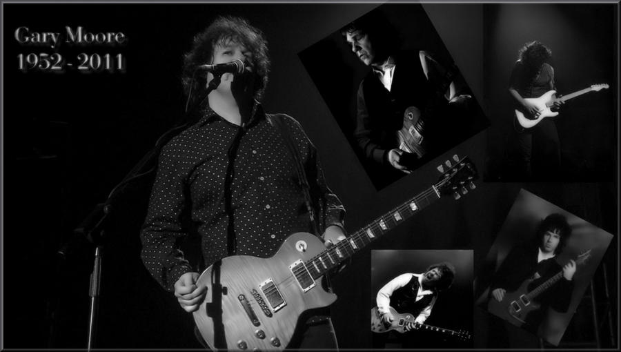 gary moore tribute by gypsyh on deviantart. Black Bedroom Furniture Sets. Home Design Ideas