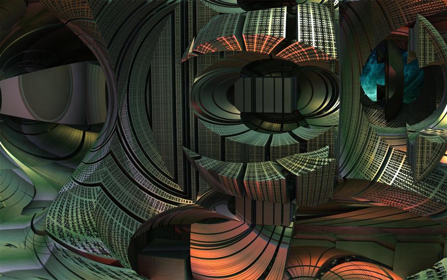 Inside Ork by GypsyH