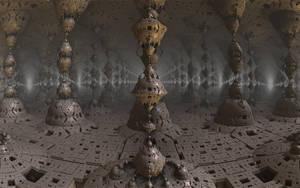 Corridors of Xeon by GypsyH