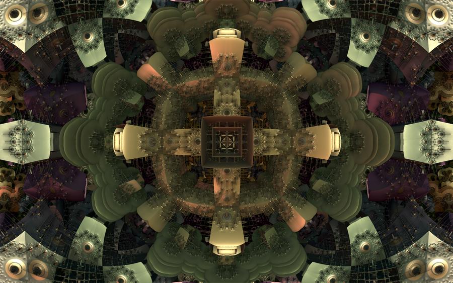 Crossed Dimension by GypsyH
