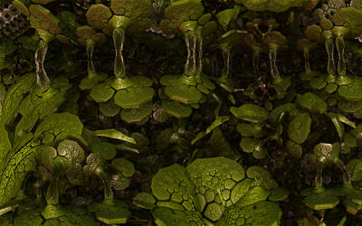Forest Floor by GypsyH