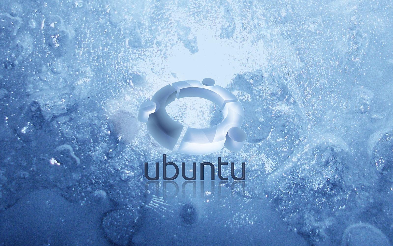 Ubuntu Ice