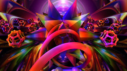Psychedelic Confusion by GypsyH