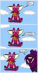 Unpublished Pet patrol comic 2 by Neotomi