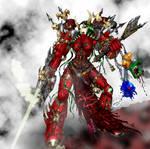 Warhammer 40k Chaos Maiden