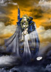 Ultramarine_Girl by Axcido
