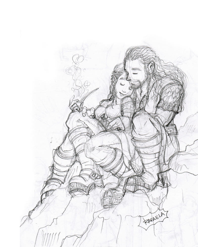 Dwarf Love by Axcido