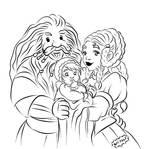 Gloin's family