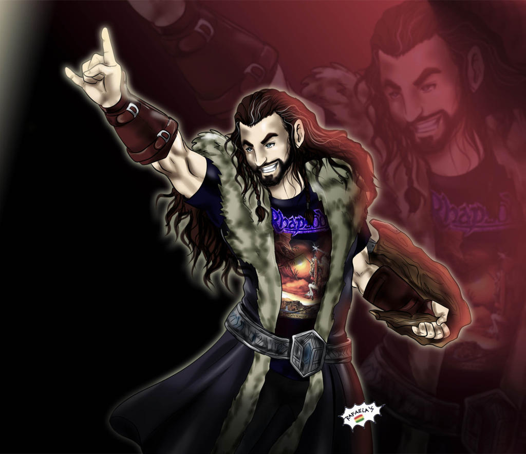 MetalHead Thorin by Axcido