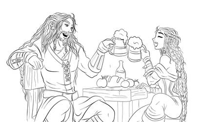 Ivar and Belren