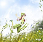 Loli Frog by Axcido