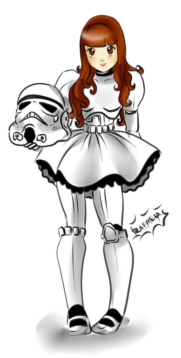 StormTrooper Lolita by Axcido