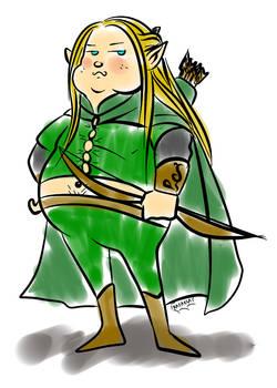 Fat elf