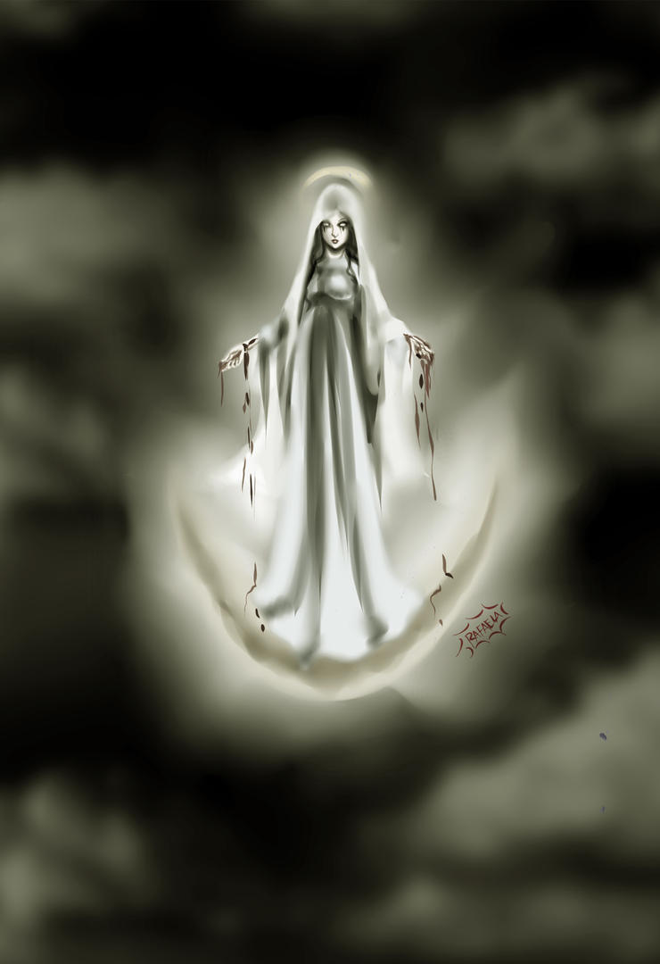Practice:  Apocalyptical Virgin by Axcido