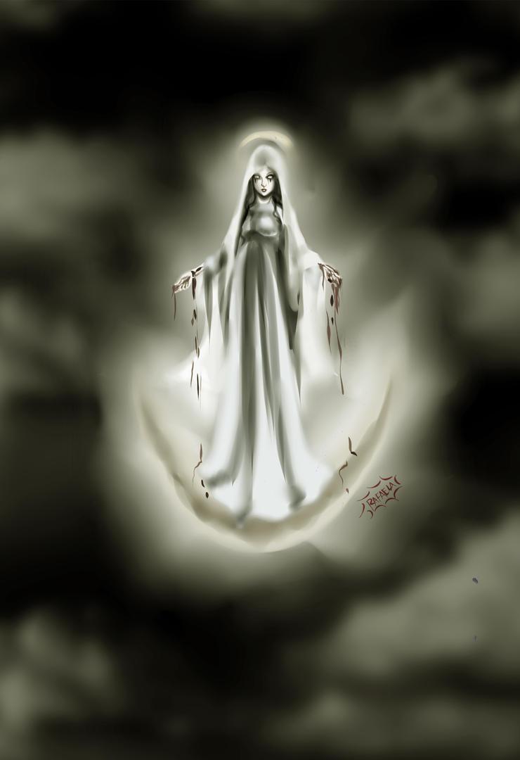 Practice:  Apocalyptical Virgin by Axcido