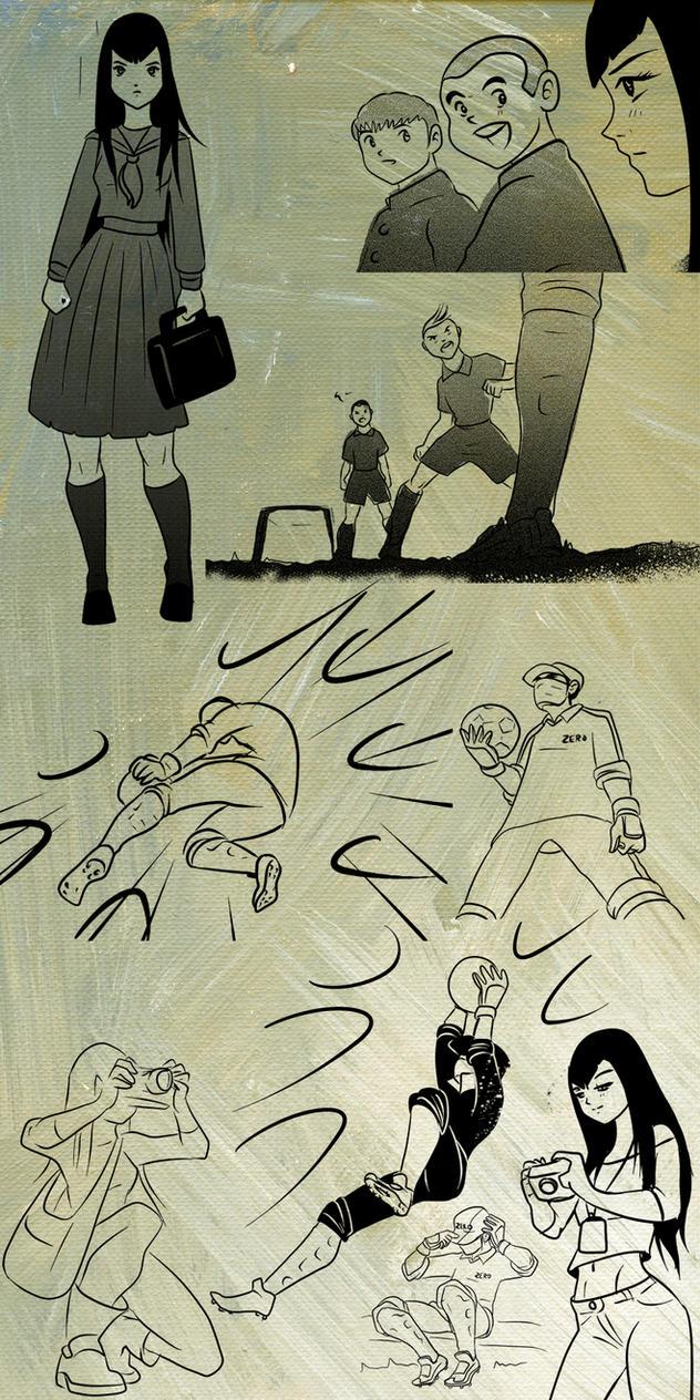 Kyo Sasaki...  01 by Axcido