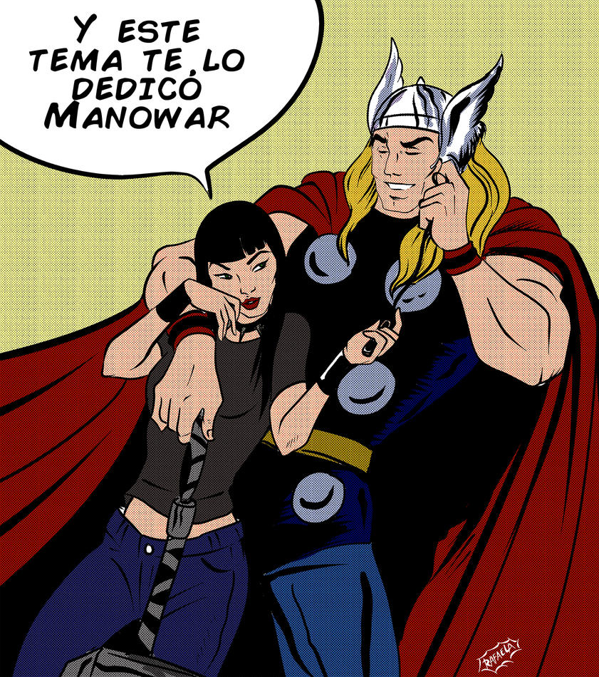 Thor by Axcido
