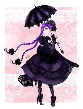 Gothic Cholita