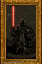 Darth Vader Andean Baroque