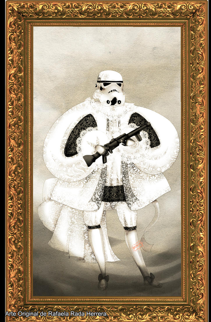 StormTrooper Andean Baroque by Axcido