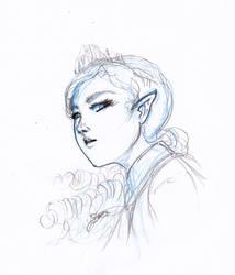 Princess Sketch