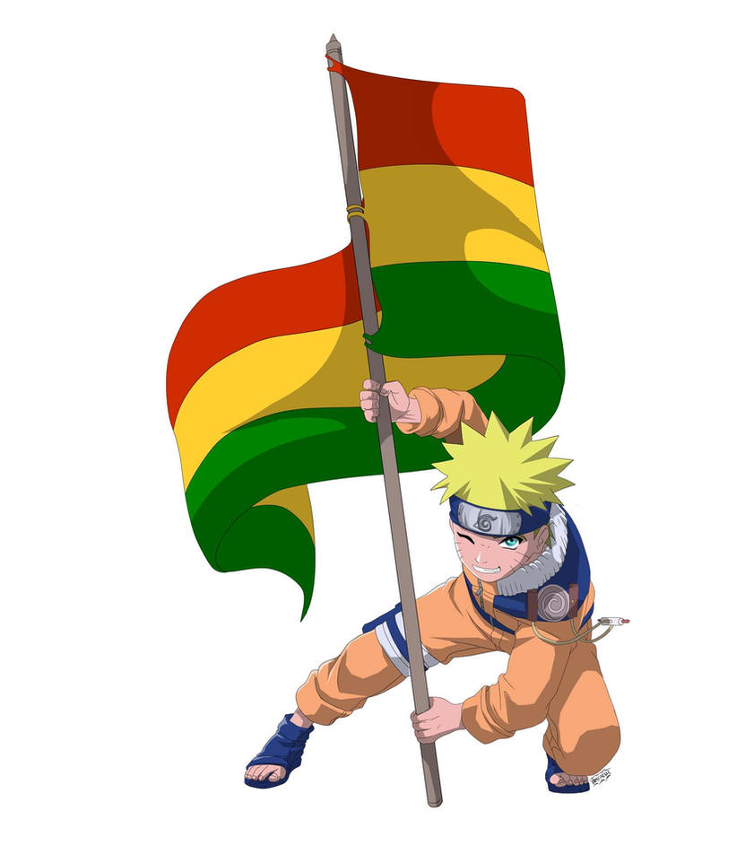 Naruto Bolivia by Axcido