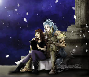 Saga and Rafaela
