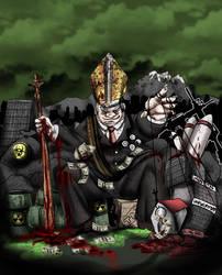 Cover Thrash Metal Album Commission