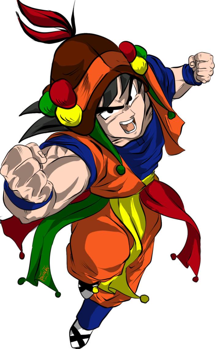 Goku Tinku by Axcido