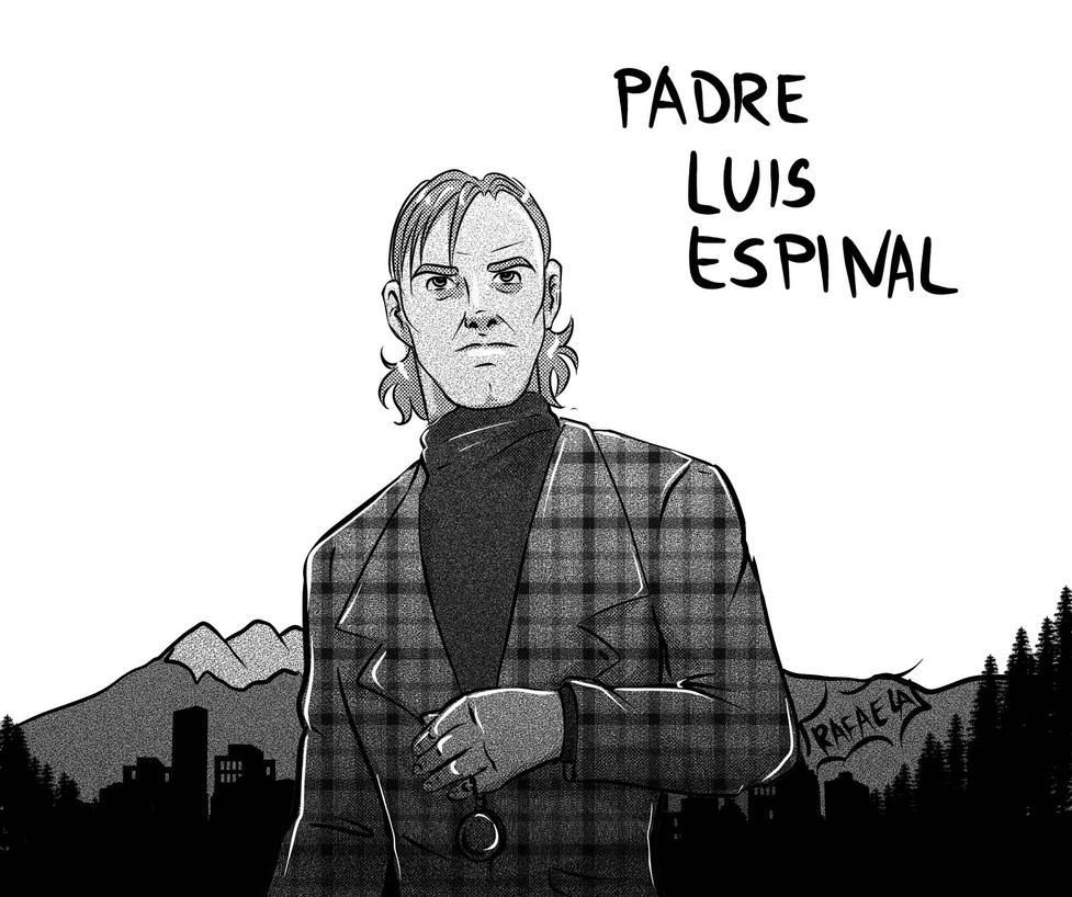 Revolutionary priest. by Axcido