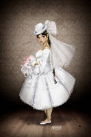 Cholita bride