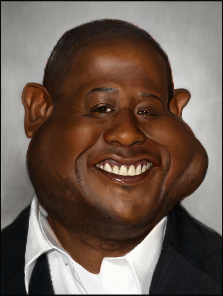 Forest whitaker by sycra on deviantart for The whitaker