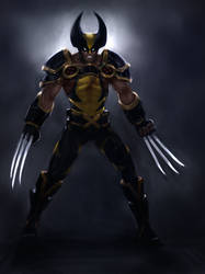 Wolverine Redesign by Sycra