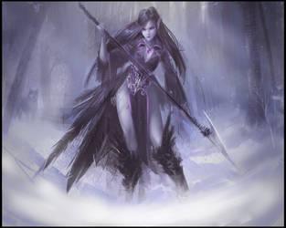 Dark Elf by Sycra