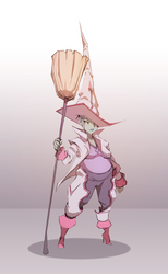 Concept Cookie Witch Sketch by Sycra