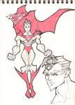 Superman Sycrafied by Sycra