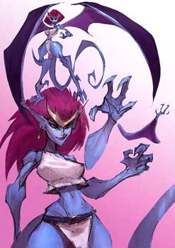 Demona Sycrafied