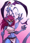 Demona Sycrafied by Sycra