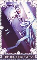 The High Priestess Sycrafied by Sycra