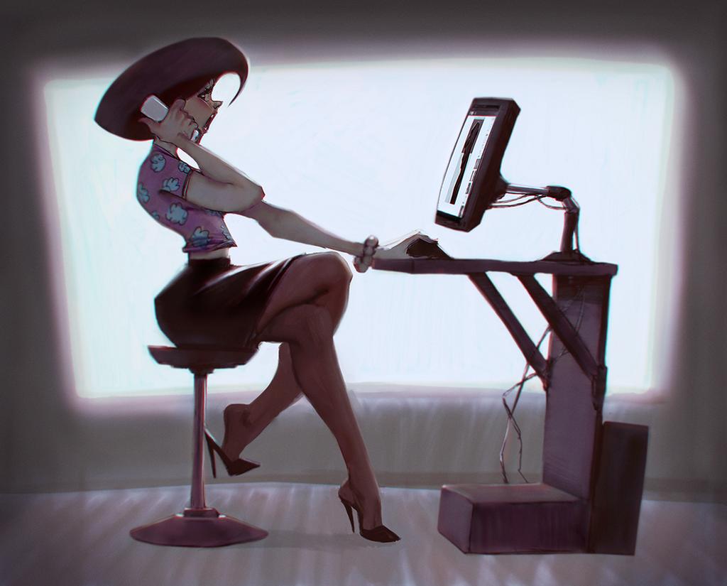 Secretary Sue by Sycra