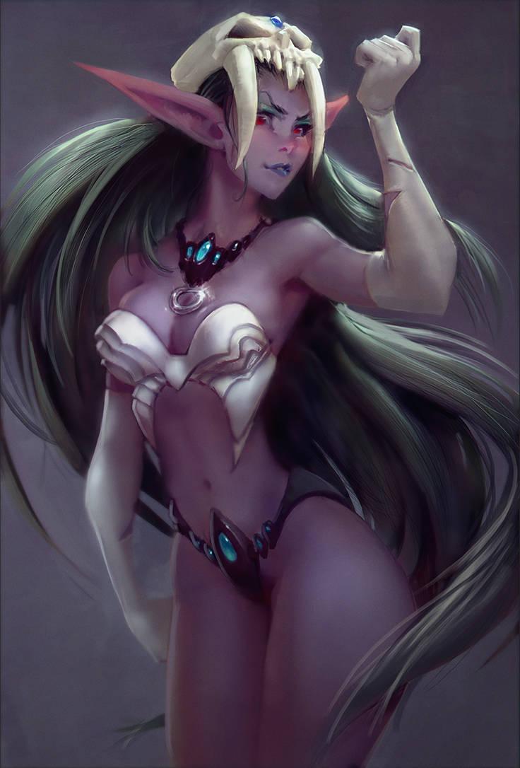 Elf Concept - Take 2 by Sycra