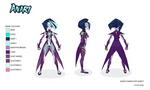 Anari Character Sheet