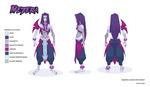 Mezera Character Sheet