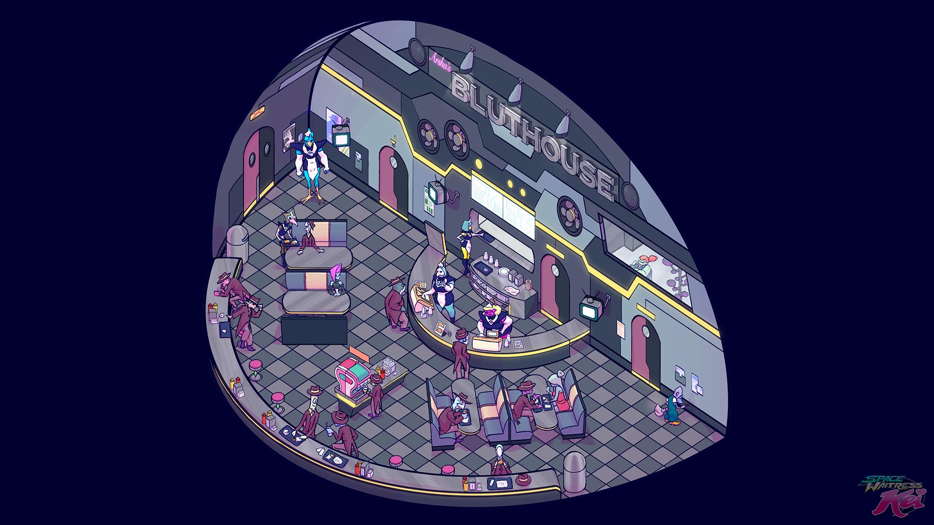 Arsha's Bluthouse