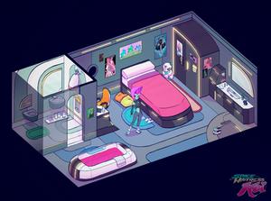 Kei's Bedroom