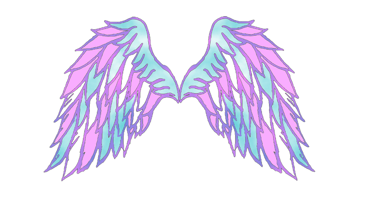 COM: Angel wings for shweetcupcake by GlimmeringAngel26 on ...